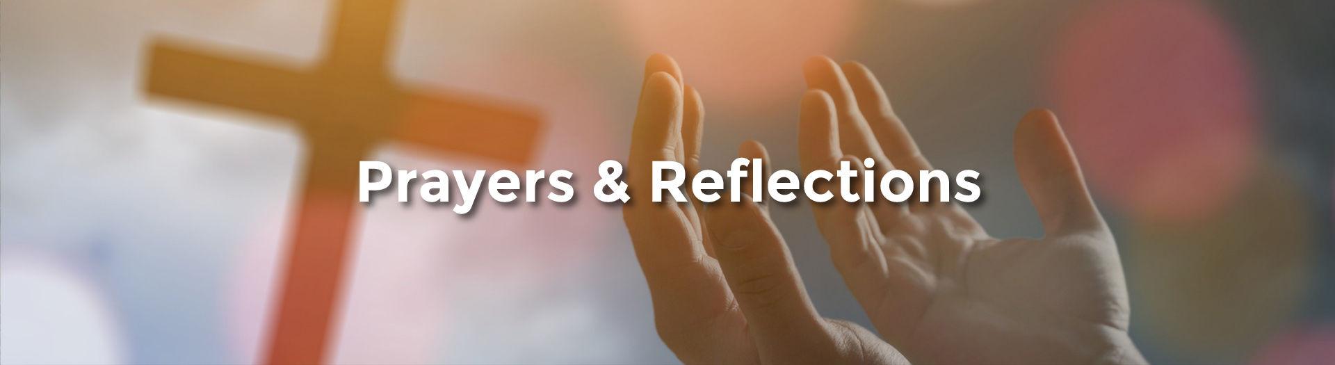 Prayers & Reflections